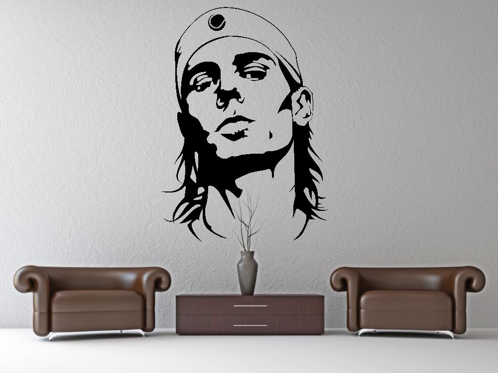Samolepky na zeď - Rafael Nadal - Samolepka na zeď