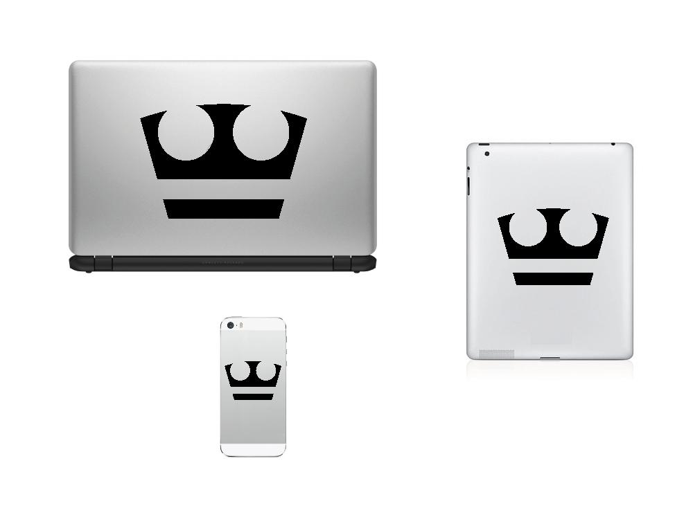 Samolepky na zeď - Jirka Král Mobil/PC/Tablet - Samolepka na zeď